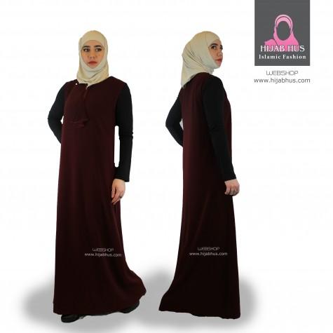 Abaya ermeløs