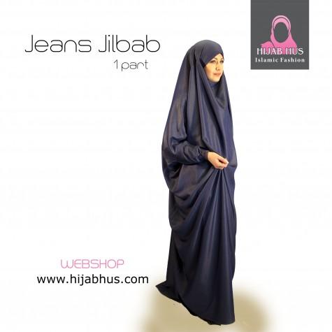 Enkel Jeans Jilbab