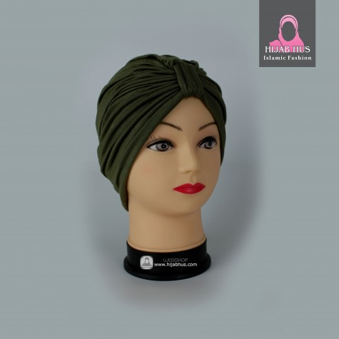 Bomull turban- Hjab & Turban