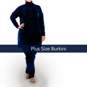 Plus Size Burkini