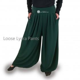 Lycra Loose Bukser