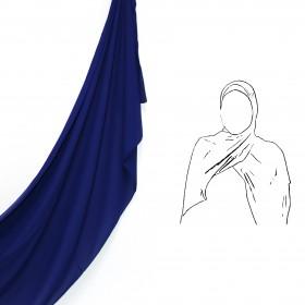 Maxi Chiffon Sjal - King Blue