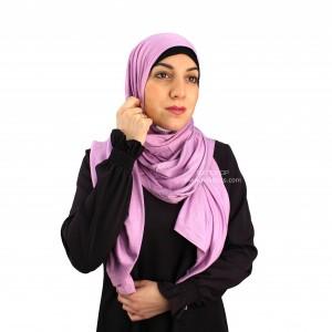 Maxi Jersey Sjal - Violet
