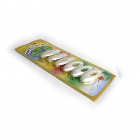 Hijab nål - Cream