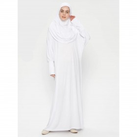 Jersey Beklær - Hvit