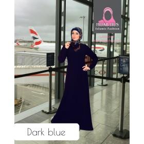 One Way Dark blue