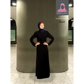 Enkelt abaya / One Way
