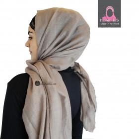 Linen Sjal / Glimmer