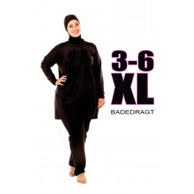 Burkini Plus Size