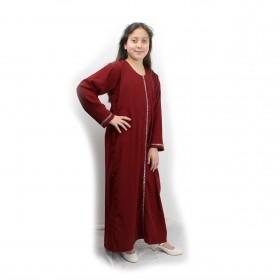 Børne abaya