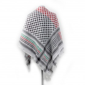 Stor Partisan Tørklæde