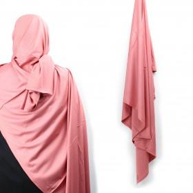 Maxi Jersey Sjal - Flamingo