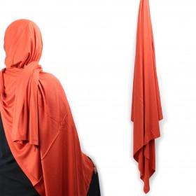Maxi Jersey Sjal - Tiled