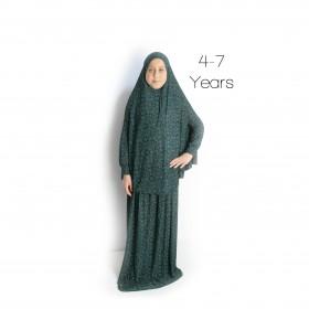 Sajera Bede Tøj - 4-7 År