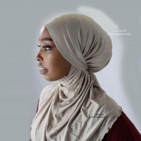 Tie Back Hijab