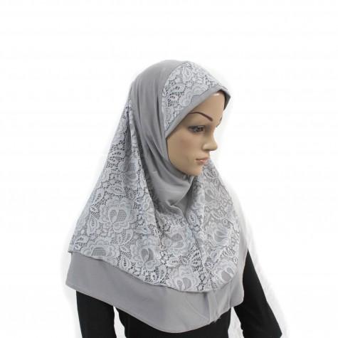 Blonder Hijab