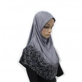 Floral Hijab