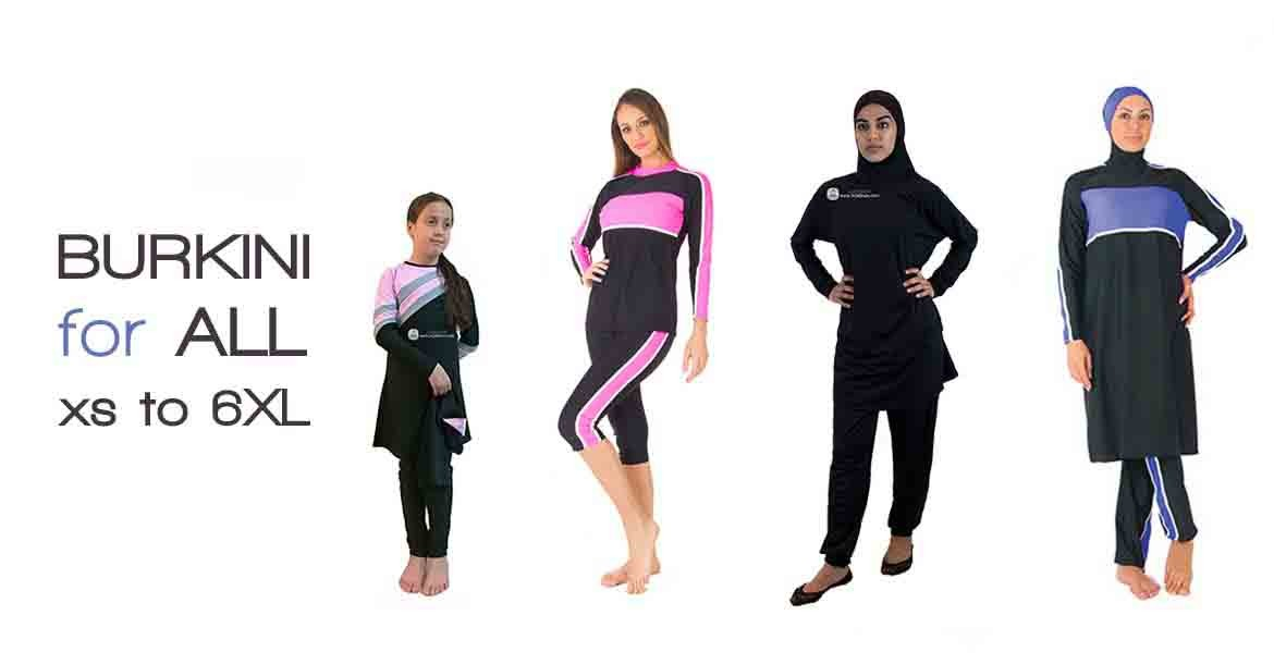 BURKINI COLLECTION
