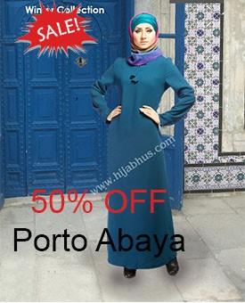 50% Porto Abaya