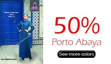 -50% PORTO ABAYA