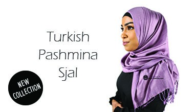 PASHMINA SJAL NEW COLLECTION