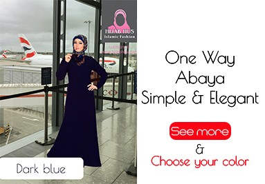 ENKEL ABAYA / NEW COLORS