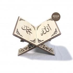 Tyrkisk Koran Hållare