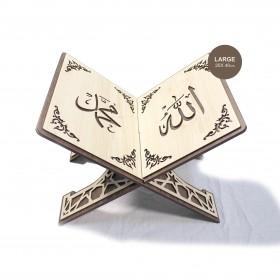 Stor Tyrkisk Koran Hållare