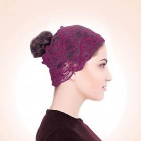 Spets Bonnet